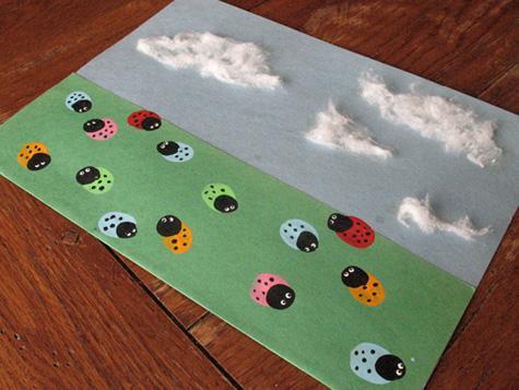 april crafts for kids spring crafts